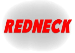"Redneck 10"" Decal set"