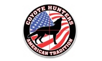 "5"" Printed - Coyote Hunters American Tradition"
