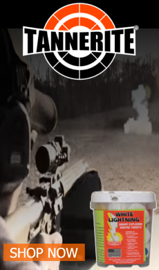tannerite targets