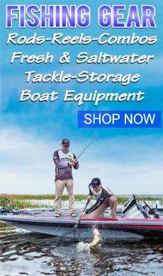 discount fishing gear shop now