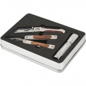 sheffield 3 pc tool kit gift box