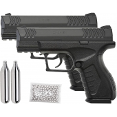 UMAREX XBG Rival Kit includes 2 guns