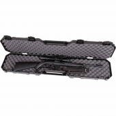 flambeau express gun case open