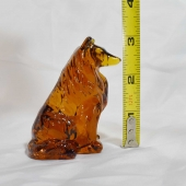 mosser glass collie dog amber