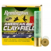 remington american clay abd field 410 guage shotgun shells