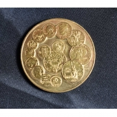 us mint bicentenial dollar coin