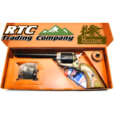 Heritage rough rider 22 combo for sale