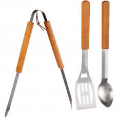 Ozark trail 3 piece cooking tools