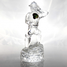 Waterford Crystal Rare Tommy Tenderfoot