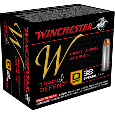 winchester train and defend 380 auto