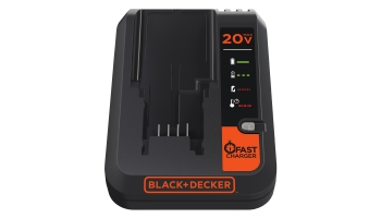 black decker lithium ion 20 v fast charger
