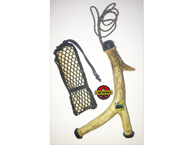 cherokee sports the bone deer call