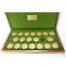 ducks unlimited bronze coin set